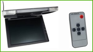 Audiovox 10.1″ Monitor with Built-In DVD Player