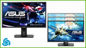 ASUS TUF Gaming Monitor for RX 480
